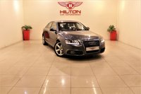 USED 2011 11 AUDI A6 2.0 TDI E S LINE 4d 134 BHP + 2 PREV OWNERS + FULL SERVICE HISTORY