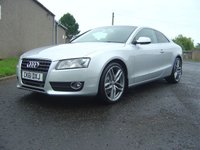 2011 AUDI A5 2.0 TDI SE 2d 168 BHP £11650.00