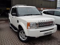 2009 LAND ROVER DISCOVERY 2.7 3 TDV6 GS 5d 188 BHP £9980.00
