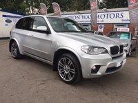 2010 BMW X5 3.0 XDRIVE30D M SPORT 5d AUTO 241 BHP £17495.00