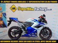 USED 2012 62 HONDA CBR600RR RR-A  GOOD & BAD CREDIT ACCEPTED, OVER 500+ BIKES IN STOCK