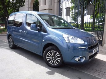 View our PEUGEOT PARTNER TEPEE