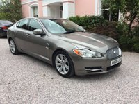 USED 2009 09 JAGUAR XF 2.7 LUXURY V6 4d AUTO 204 BHP