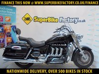 USED 2011 11 TRIUMPH ROCKET 111 TOURING GOOD & BAD CREDIT ACCEPTED, OVER 500+ BIKES