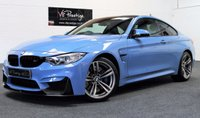 USED 2014 M BMW 4 SERIES 3.0 M4 2d AUTO 426 BHP *CARBON PACK-HEAD UP DISPLAY*