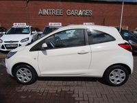 USED 2009 59 FORD KA 1.2 STYLE PLUS 3d 69 BHP NEW IN LOW MILES