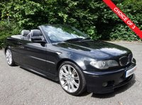 USED 2003 03 BMW 3 SERIES 2.5 325CI SPORT 2d 190 BHP