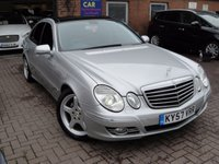 USED 2007 57 MERCEDES-BENZ E CLASS 3.0 E320 CDI AVANTGARDE 4d AUTO 222 BHP ANY PART EXCHANGE WELCOME, COUNTRY WIDE DELIVERY ARRANGED