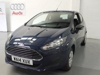 USED 2014 14 FORD FIESTA 1.2 STUDIO 3d 59 BHP
