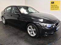 USED 2013 63 BMW 3 SERIES 2.0 318D SE 4d 141 BHP FSH-1 OWNER-LEATHER-BLUETOOTH-A/C