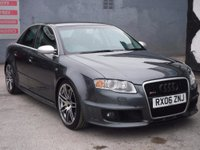 2006 AUDI RS4 SALOON