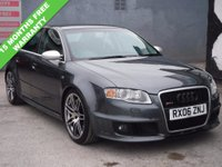 USED 2006 06 AUDI RS4 SALOON 4.2 Quattro 4dr FULL MILTEC EXHAUST SYSTEM