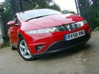 2008 HONDA CIVIC 1.8 SE I-VTEC 5d 139 BHP £3999.00