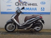 USED 2016 16 PIAGGIO MEDLEY 125 125, GREY ***ONLY 3,000 MILES***