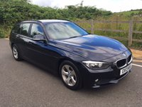 2013 BMW 3 SERIES 2.0 320D EFFICIENTDYNAMICS TOURING 5d 161 BHP £11490.00