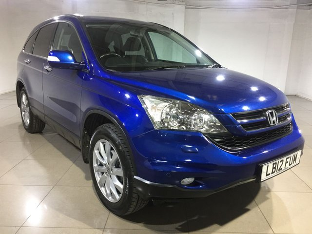 View our 2012 12 HONDA CR-V 2.2 I-DTEC ES 5d 148 BHP