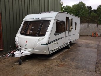 View our CARAVAN TOWING VAN