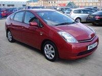 USED 2007 57 TOYOTA PRIUS 1.5 T3 VVT-I 5d AUTO 77 BHP