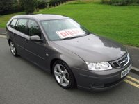 USED 2005 55 SAAB 9-3 1.9 DTH VECTOR 5d 150 BHP DIESEL - SERVICE HISTORY - GOOD CONDITION