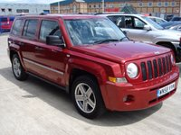 USED 2008 58 JEEP PATRIOT 2.4 SPORT 5d 168 BHP NEW CLUTCH AND FLYWHEEL