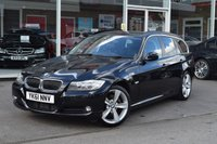USED 2011 61 BMW 3 SERIES 3.0 325D SE TOURING 5d AUTO 202 BHP