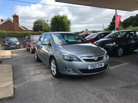 USED 2012 12 VAUXHALL ASTRA 1.6 SRI 5d 113 BHP NEED FINANCE? WE STRIVE FOR 94% ACCEPTANCE