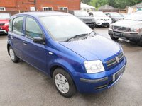 USED 2010 10 FIAT PANDA 1.2 DYNAMIC ECO 5d 60 BHP 1 OWNER + LOW MILES
