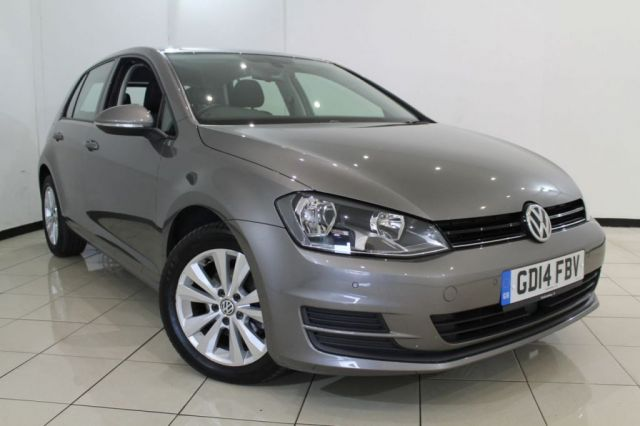 View our 2014 14 VOLKSWAGEN GOLF 1.6 SE TDI BLUEMOTION TECHNOLOGY DSG 5DR AUTOMATIC 103 BHP