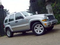2007 JEEP CHEROKEE 2.8 LIMITED CRD 5d 161 BHP £4499.00
