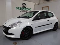 2010 RENAULT CLIO 2.0 VVT Renaultsport Cup 3dr 197 BHP £7494.00
