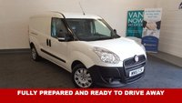 USED 2015 15 FIAT DOBLO 1.6 16V MULTIJET 105bhp *Long Wheel Base* 6Speed, 2 Sliding Doors, Bluetooth/AUX/USB/MP3 **Drive Away Today** Over The Phone Low Rate Finance Available, Just Call us on 01709 866668
