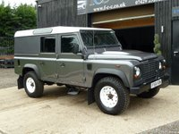 2014 LAND ROVER DEFENDER 110 2.2 TD UTILITY WAGON 1d 122 BHP £21495.00