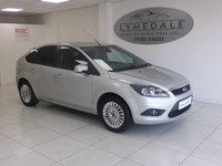 USED 2010 60 FORD FOCUS 1.6 TITANIUM 5d 99 BHP Great Looking Car With High Spec & 12 Months MOT