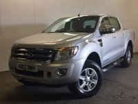 USED 2012 12 FORD RANGER 3.2 LIMITED 4X4 DCB TDCI 1d 197 BHP LEATHER RUNNING BOARDS  NOW SOLD.