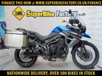 USED 2017 66 TRIUMPH TIGER 800 XCx LOW  GOOD & BAD CREDIT ACCEPTED, OVER 500+ BIKES