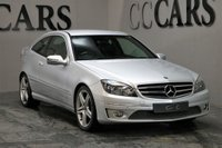 USED 2008 08 MERCEDES-BENZ CLC CLASS 2.1 CLC200 CDI SPORT 3d AUTO 122 BHP MBSH FULL BLACK HEATED LEATHER