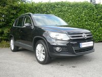 USED 2014 64 VOLKSWAGEN TIGUAN 2.0 MATCH TDI BLUEMOTION TECHNOLOGY 4MOTION 5d 175 BHP