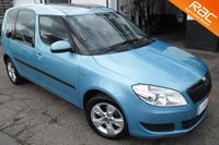 USED 2011 11 SKODA ROOMSTER 1.6 SE TDI CR 5d 103 BHP ECONOMY AND VERSATILITY
