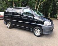 USED 2008 57 TOYOTA HI-ACE 2.5 280 SWB D-4D 95 Power Van Air Conditioning Air Conditioning, Short Wheel Base Power Van