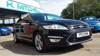 USED 2013 13 FORD MONDEO 1.6 TITANIUM X BUSINESS EDITION START/STOP 5d 158 BHP