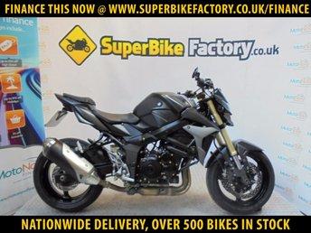 2013 SUZUKI GSR750 L3  £4091.00