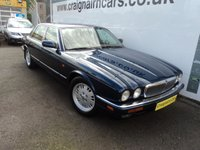 1995 JAGUAR XJ 4.0 SOVEREIGN 4d AUTO 245 BHP £6995.00