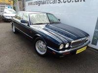 1995 JAGUAR XJ 4.0 SOVEREIGN 4d AUTO 245 BHP £8995.00