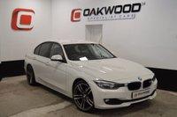 2012 BMW 3 SERIES 2.0 320D EFFICIENTDYNAMICS 4d 161 BHP *PRO NAV* £SOLD
