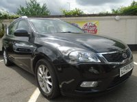 USED 2009 59 KIA CEED 1.6 2 SW 5d 125 BHP GUARANTEED TO BEAT ANY 'WE BUY ANY CAR' VALUATION ON YOUR PART EXCHANGE