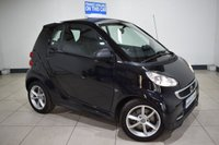 USED 2013 63 SMART FORTWO 1.0 EDITION 21 MHD 2d AUTO 71 BHP