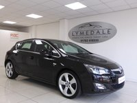 USED 2010 59 VAUXHALL ASTRA 1.7 SRI CDTI 5d 123 BHP Excellent Condition With Full Dealer History & High Spec