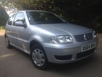 USED 2000 VOLKSWAGEN POLO 1.4 MATCH 3d 60 BHP