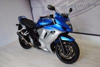 2011 SUZUKI GSX 650 F L1  £4000.00