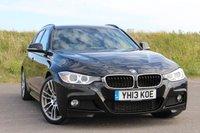 USED 2013 13 BMW 3 SERIES 320D M SPORT TOURING 5d 181 BHP